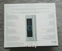 Bague Pro Hd Video Sonnette Kit Avec Sonnerie Carillon Sans Fil