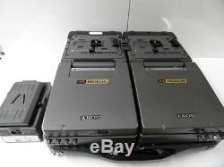 Banc De Montage Vidéo Betacam Sx Sony Dnw-a25p + Éditeur Numérique Dnw-220p + Enregistrement