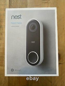 Bonjour Nest Doorbell Nouveau
