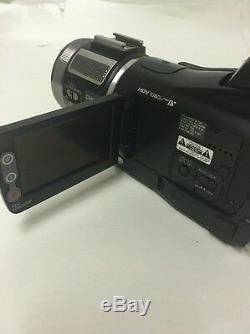 Broken Sony Hvr-a1u Caméscope Hdv 1080i Mini DV Enregistreur Caméra Vidéo Numérique Hd