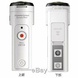 Caméra D'action Caméscope Numérique Hd Sony Fdr-x3000r (blanc) Nouveau