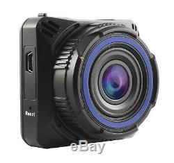 Caméra Dashcam G-sensor Enregistreur Numérique Numérique Navitel R600 Full Hd