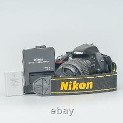 Caméra Reflex Numérique Nikon D3300 Avec Objectif Nikon 18-55mm
