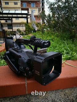 Caméra Vidéo Numérique Panasonic Ag-dvx100ae / Enregistreur Caméscope