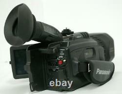 Caméra Vidéo Numérique Panasonic / Enregistreur Ag-dvc30 16x 3ccd