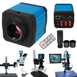 Caméra Vidéo Numérique Pour Microscope Usb 14mp Hdmi Pour Industrie Avec Zoom C