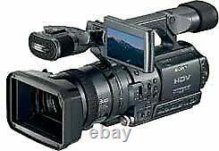Caméscope D'enregistreur Vidéo Hd Numérique Hdr-fx1 Sony