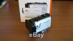 Caméscope Numérique Sony Action Camera Fdr-x3000 Blanc Japon Modèle