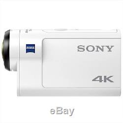 Caméscope Numérique Sony Action Camera Fdr-x3000 Blanc Nouveau