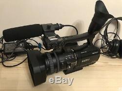 Caméscope Sony Hd Enregistreur Numérique Hvr-v1e