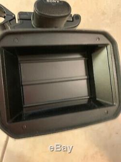 Caméscope Sony Hd Enregistreur Numérique Hvr-z50, Sharper Image Withwheels Sac