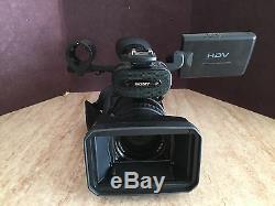 Caméscope Sony Hvr-z1u Hvr-z1n Enregistreur Vidéo Hd Numérique Dvcam