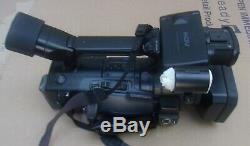 Caméscope Vidéo Numérique Sony Hdv Caméscope 1080i Avec Batterie Du Chargeur