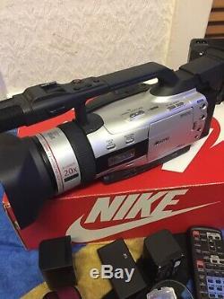 Canaon3ccd Caméscope Numérique Xm2pal Fluorite 20x3ccd Mega Pixel Enregistrement