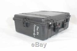 Canon 3ccd Enregistreur Vidéo Numérique Gl2nsc Kit Withmic & Case