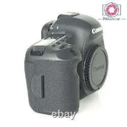 Canon Eos 5ds Digital Slr Camera Body Low Shutter Count