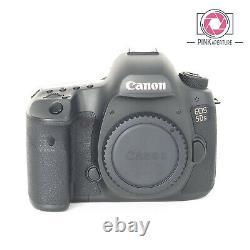 Canon Eos 5ds Réflex Numérique Corps De Caméra Faible Hauteur
