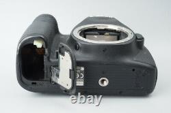 Canon Eos 6d 20.2mp Slr Numérique Dslr Body Appareil Photo