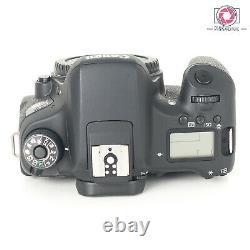 Canon Eos 760d Digital Slr Camera Body Low Shutter Count