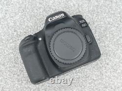 Canon Eos 80d Réflex Numérique Corps De Caméra Seulement
