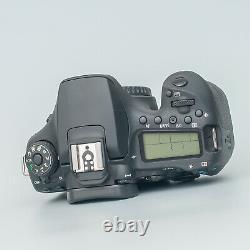 Canon Eos 90d Corps De Caméra Slr Numérique 22000 Actionnements De Shutter