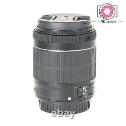 Canon Eos 90d Réflex Numérique Appareil Photo Avec Canon 18-55mm Stm Is Lens