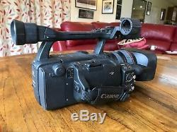 Canon Xh A1 Qualité Professionnelle Enregistreur Vidéo Numérique. 1080hd 169 Grand Écran
