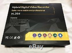 Cctv 4/8/16/32 Ch 1080n Hdmi Dvr Hd 2mp Digital Video Recorder H. 264 Mobile Voir