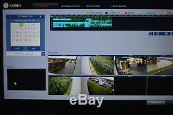 Concept Pro Hd-ip Nvr Enregistreur Vidéo Numérique Dvr Avec Hdmi, Vga, Lan Avec Poe