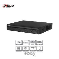 Dahua Xvr5108hs-x 8ch Hybrid Xvr Dvr 5in1 H. 265 P2p 1080p Enregistreur Vidéo Numérique