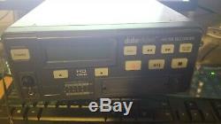 Datavideo Hdr60 Hd / Sd Enregistreur Vidéo Numérique With320hdd Et Boîtier Extra Hd