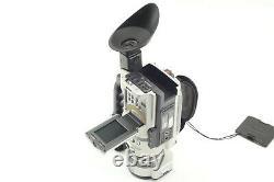 Dhl N Mint+++ Sony Dcr Vx2000 Silver Digital Video Camera Recorder From Japan