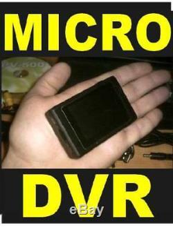Dv500 Poche Mini Magnétoscope Numérique Vidéo Mystery Shopper Pv500 Pv500 LCD Lawmate