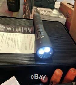 Enregistrement Numérique Et Audio De La Lampe De Poche Tactique De La Police Numérique Digital Ally Dvf-500 Led