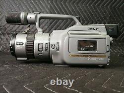 Enregistreur D'appareil Photo Vidéo Numérique Sony Dcr-vx1000