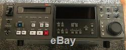 Enregistreur De Bande Audio Numérique Sony Pcm-7040 Dat (bstl 22o)