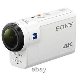 Enregistreur De Caméra Vidéo Numérique 4k Sony Action Cam Fdr-x3000 Blanc Nouveau