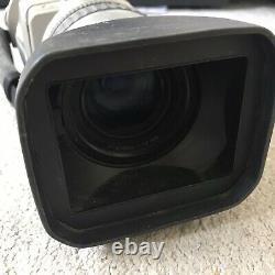 Enregistreur De Caméra Vidéo Numérique Sony Dcr-vx2000e