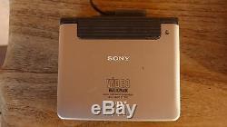 Enregistreur De Cassette Numérique Sony Gv-d900 Ntsc Video Walkman