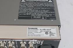 Enregistreur De Cassette Vidéo Numérique Hd Aj-hd1400p Panasonic 39961h