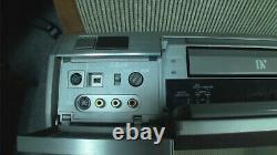 Enregistreur De Cassette Vidéo Numérique Panasonic Ag-dv2000