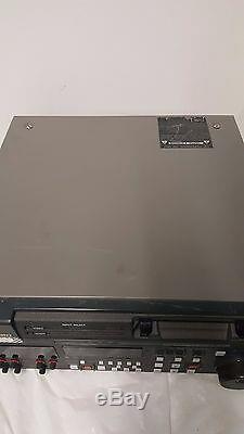 Enregistreur De Cassette Vidéo Numérique Panasonic Aj-d750p