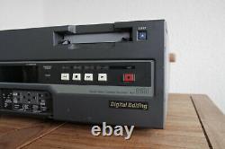 Enregistreur De Cassette Vidéo Numérique Panasonic Dvcpro Aj-d650p