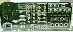 Enregistreur De Cassette Vidéo Numérique Sony Dsr-2000a Dvcam