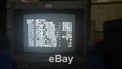 Enregistreur De Cassette Vidéo Sony Dvw-2000p Digital Betacam