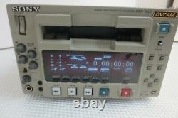 Enregistreur Numérique De Cassette Vidéo Sony Dsr-1500 Dvcam