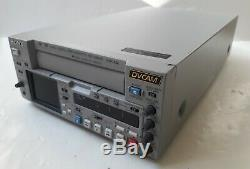 Enregistreur Numérique Sur Cassette Sony Dsr-45a Mini Dv, Dvcam, Firewire 1394