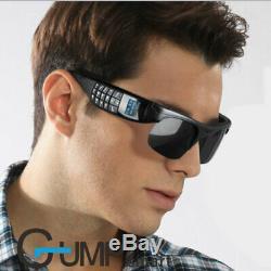 Enregistreur Vidéo D'appareil Photo Numérique D'appareil-photo Numérique De Lunettes De Bluetooth Smart