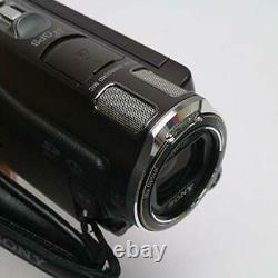 Enregistreur Vidéo Hd Numérique Sony Cx560v Brown Hdr-cx560v/t