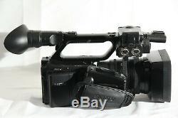 Enregistreur Vidéo Numérique Haute Définition Sony Hvr-z7u Sans Mrc1